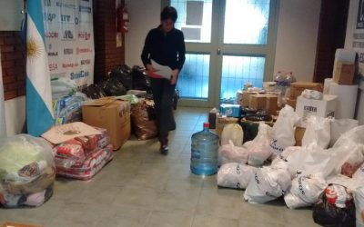 Donation for April 2016 Flood Victims